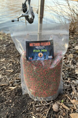 Method Feeder Mini Pellets (Fish Mix)