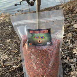 Method Feeder Mini Pellets (Fruit Mix)