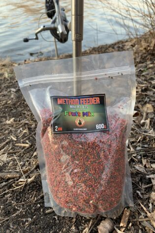 Method Feeder Mini Pellets (Fruit Mix)