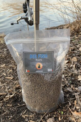Big Fish Mini Pellets