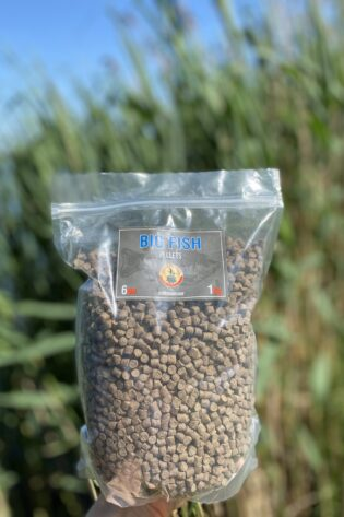 Big Fish Pellets 6mm