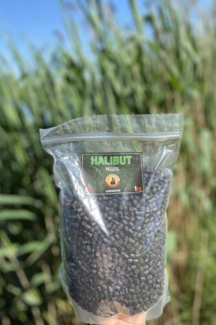 Halibut Pellets 6mm