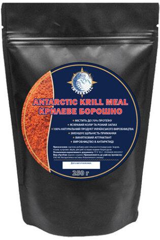 Крилевая мука 250г / Antarctic Krill Meal 250g